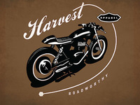Harvest Cafe Racer