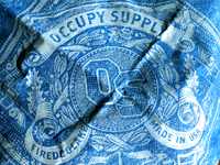Occupy Supply Scarf
