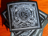 Occupy Supply Iron On Patches