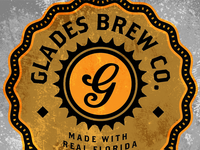 Glades Brew Company Label