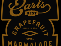 Earls Best Grapefruit Marmalade