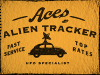 Aces Alien Tracker