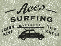 Aces Surfing Lessons
