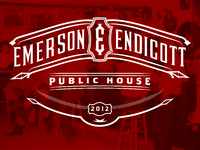 Emerson and Endicott Public House