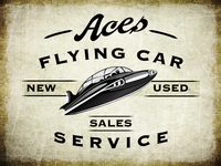 Aces Flying Car Service