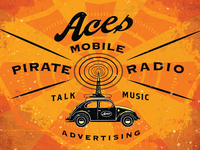 Aces Mobile Pirate Radio