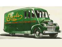 Earls Best Pickle Truck
