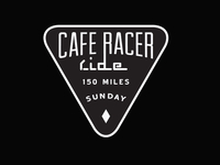 Cafe Racer Ride Sunday