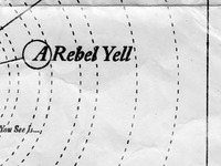A Rebel yell
