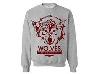 Red Wolves Crewneck