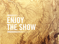 Enjoy The Show - iPad wallpaper
