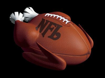 NFL Turkey 3D