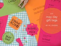 May Day Gift Tags