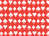 Lady Luck Pattern for Spoonflower Shop