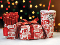 Custom Wrapping Paper Shoot