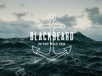Blackbeard in the wild sea