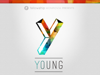YOUNG Splash Page & Brand