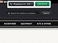 Magento e-Commerce Design Sneaky Peek