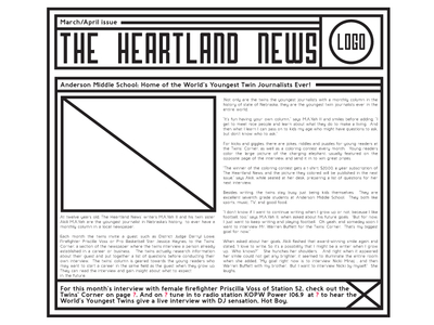 Heartland News Redesign