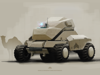 Concept Vehicle