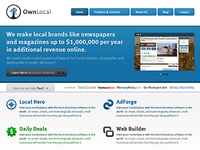 New OwnLocal Homepage