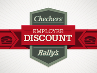 Checkers Employee Discount Card