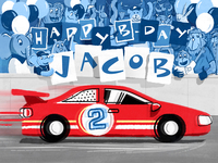 Happy B-Day Jacob