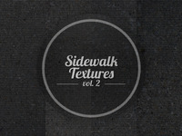 Sidewalk Textures Vol 2 Preview