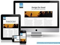 New website Design for Good