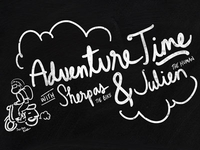 Adventure Time with Sherpas x Julien