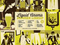 Liquid Cinema: Summer Lineup