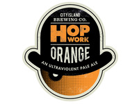 Hopwork Orange Pale Ale