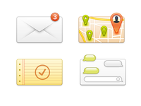 Some Icons + PSD