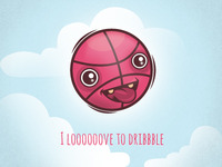 I Love To Dribbble
