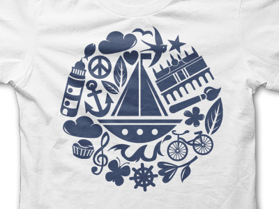 Hansesail-shirtdesign