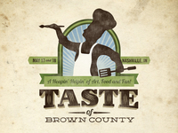 Taste of Brown County - Final Mark