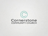 Cornerstone Community Church Logo Concept 2