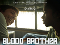 New Blood Brother Poster