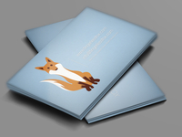 Fingerless Fox Business Cards