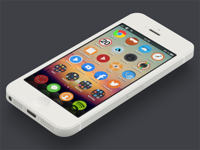 Upcoming iPhone theme!