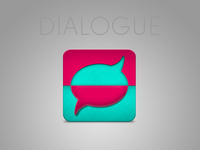 Icon Dialogue