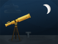 01 - T is for Telescope
