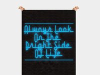 Always Look on the Bright Side... Poster
