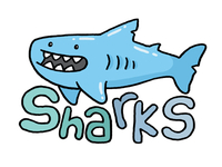 Shark Sticker!