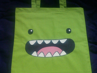 Derp Monster Bag