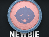 Newbie Badge