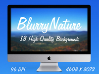 Blurry Nature - Free High Resolution Backgrounds