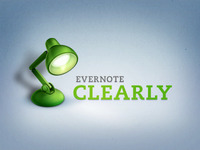 Evernote Clearly Launches