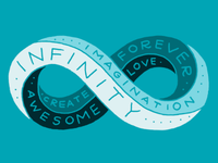 Infinity & favorite words