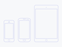 Device Progression Wireframe